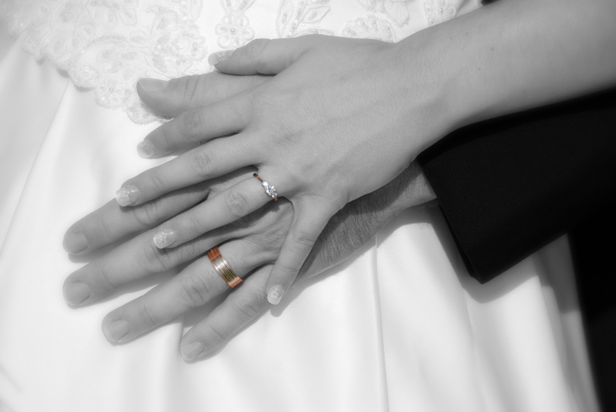 Confía el reportaje fotográfico de tu boda a un profesional