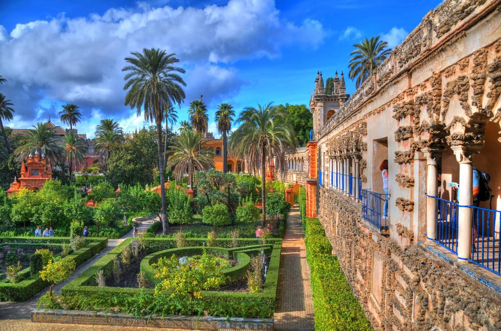 Sevilla, un paisaje único para la fotografía arquitectónica