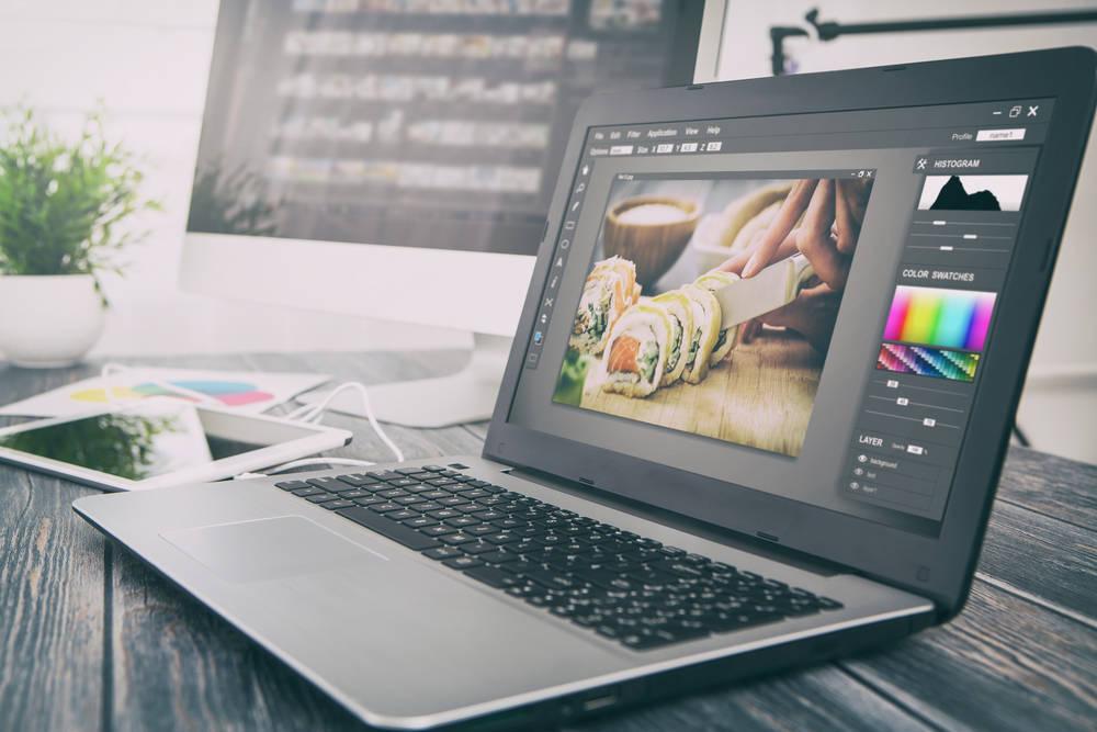Un buen equipo informático para editar fotos