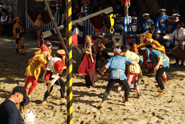 Fiestas Medievales, fotos obligadas