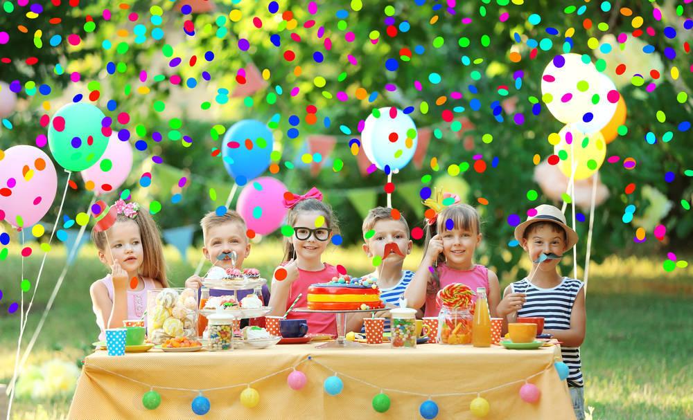 Las mejores fotos para las fiestas infantiles