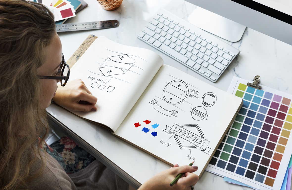 El diseño es muy importante para crear una buena marca