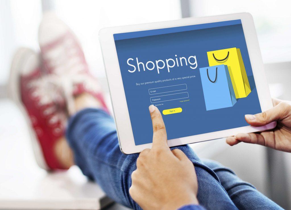 La venta online sigue creciendo en España
