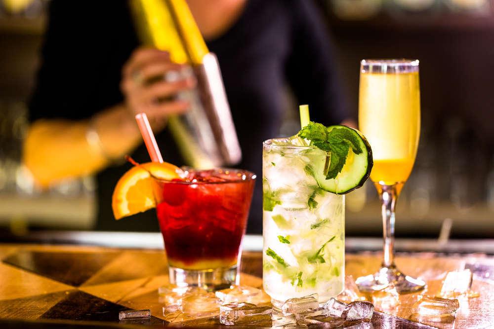 Los cócteles, una bebida muy fotogénica